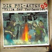 Cover-Bild zu Hrissomallis, Simeon: Die PSI-Akten 05: Villa der Verdammten (Audio Download)