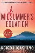 Cover-Bild zu Higashino, Keigo: A Midsummer's Equation