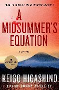 Cover-Bild zu Higashino, Keigo: A Midsummer's Equation (eBook)