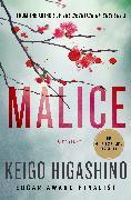 Cover-Bild zu Higashino, Keigo: Malice (eBook)