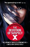Cover-Bild zu Higashino, Keigo: The Devotion Of Suspect X