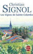 Cover-Bild zu Signol, Christian: Les Vignes de Sainte-Colombe