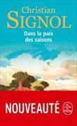 Cover-Bild zu Signol, Christian: Dans la paix des saisons
