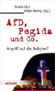 Cover-Bild zu Orth, Stefan (Hrsg.): AfD, Pegida und Co