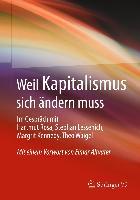Cover-Bild zu Kennedy, Margrit: Weil Kapitalismus sich ändern muss