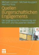 Cover-Bild zu Corsten, Michael: Quellen Bürgerschaftlichen Engagements