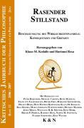 Cover-Bild zu Kodalle, Klaus M. (Hrsg.): Rasender Stillstand