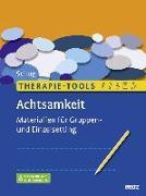 Cover-Bild zu Therapie-Tools Achtsamkeit von Schug, Susanne