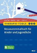 Cover-Bild zu Therapie-Tools Ressourcenmalbuch für Kinder und Jugendliche (eBook) von Gräßer, Melanie