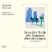 Cover-Bild zu Wells, Benedict: Die Wahrheit über das Lügen