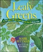 Cover-Bild zu Bittman, Mark: Leafy Greens (eBook)