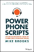 Cover-Bild zu Brooks, Mike: Power Phone Scripts (eBook)
