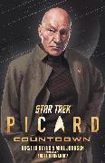 Cover-Bild zu eBook Star Trek Comicband 18: Picard - Countdown
