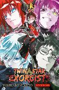 Cover-Bild zu eBook Twin Star Exorcists - Onmyoji, Band 13