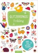 Cover-Bild zu Glitzerspaß Frühling