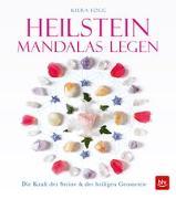 Cover-Bild zu Heilstein-Mandalas legen von Fogg, Kiera