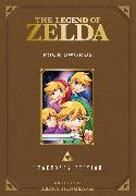 Cover-Bild zu Akira Himekawa: The Legend of Zelda: Four Swords -Legendary Edition-