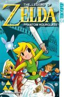 Cover-Bild zu Himekawa, Akira: The Legend of Zelda 10 - Phantom Hourglass