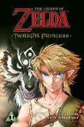 Cover-Bild zu Akira Himekawa: Legend of Zelda Twilight Princess, Vol. 1