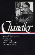 Cover-Bild zu Chandler, Raymond: Raymond Chandler: Stories & Early Novels (LOA #79)