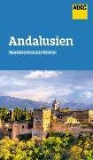 Cover-Bild zu ADAC Reiseführer Andalusien von Marot, Jan
