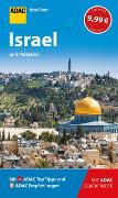 Cover-Bild zu ADAC Reiseführer Israel und Palästina von Knupper, Franziska