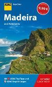 Cover-Bild zu ADAC Reiseführer Madeira von Breda, Oliver