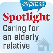 Cover-Bild zu eBook Spotlight express - Caring for an eldely relative