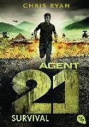 Cover-Bild zu Agent 21 - Survival