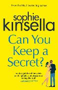 Cover-Bild zu Kinsella, Sophie: Can You Keep a Secret?