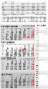 Cover-Bild zu teNeues Calendars & Stationery GmbH & Co. KG: 4-Monats-Kombiplaner GRAU 2021 - Büro-Planer - Planer-mit-Schieber - 4-Monate - 33x58,7
