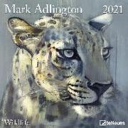 Cover-Bild zu Adlington, Mark: Mark Adlington - Wildlife 2021 - Wand-Kalender - Broschüren-Kalender - 30x30 - 30x60 geöffnet - Kunst-Kalender