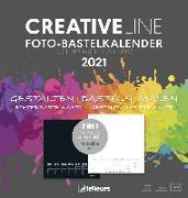 Cover-Bild zu teNeues Calendars & Stationery GmbH & Co. KG: Foto- Bastelkalender 2 in 1 2021 - Kreativ-Kalender - DIY-Kalender - Kalender-zum-basteln - 21x22 - datiert