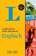 Cover-Bild zu Langenscheidt Power Wörterbuch Englisch - Buch mit Wörterbuch-App