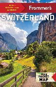 Cover-Bild zu Frommer's Switzerland