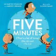 Cover-Bild zu Vernick, Audrey: Five Minutes