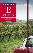 Cover-Bild zu Baedeker Reiseführer Elsass, Vogesen von Stahn, Dina
