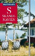 Cover-Bild zu Baedeker Reiseführer Skandinavien von Nowak, Christian