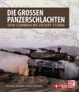 Cover-Bild zu Die großen Panzerschlachten