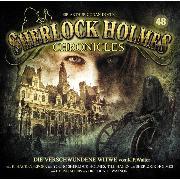 Cover-Bild zu Barkawitz, Martin: Sherlock Holmes Chronicles, Folge 48: Die verschwundene Witwe (Audio Download)