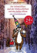 Cover-Bild zu Baumann, Frank: Der Salamichlaus und der Weihnachtshase mit den kalten Ohren