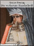 Cover-Bild zu eBook Die verlorene Handschrift