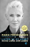 Cover-Bild zu Listen to my heart von Fredriksson, Marie