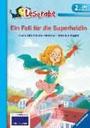 Cover-Bild zu Ein Fall für die Superheldin