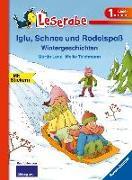 Cover-Bild zu Iglu, Schnee und Rodelspaß. Wintergeschichten