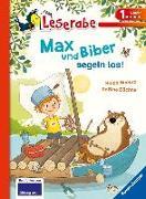 Cover-Bild zu Max und Biber segeln los!
