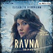 Cover-Bild zu Ravna - Tod in der Arktis (Audio Download) von Herrmann, Elisabeth