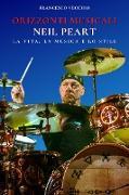 Cover-Bild zu Orizzonti Musicali. Neil Peart: la vita, la musica e lo stile (eBook) von Vecchio, Francesco