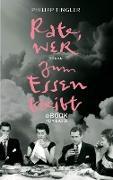 Cover-Bild zu Tingler, Philipp: Rate, wer zum Essen bleibt (eBook)