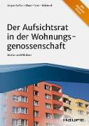 Cover-Bild zu eBook Der Aufsichtsrat einer Wohnungsgenossenschaft - inkl. Arbeitshilfen online